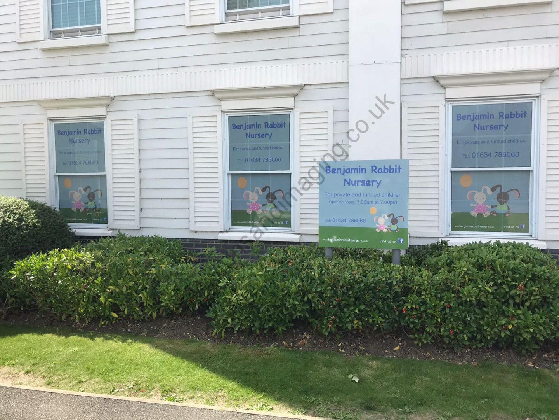 Benj Rabbit Nursery Signage Sept 18-2