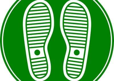 FGC Feet Green