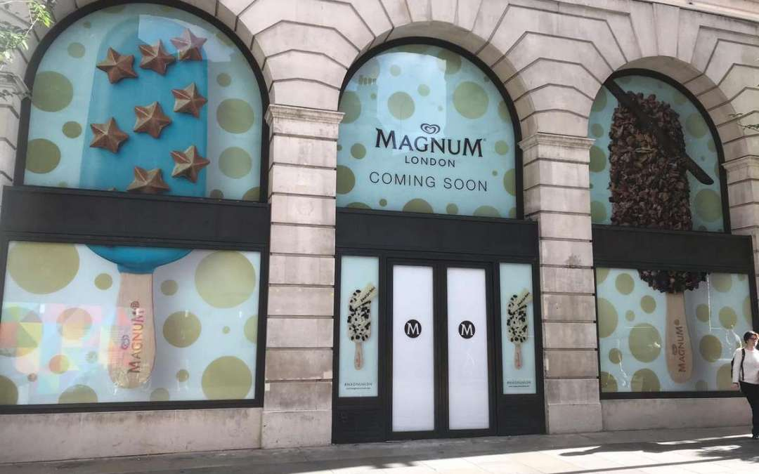 Magnum Piccadilly large Window Graphics Printed (9)