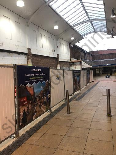 St Georges Gravesend hoarding Banners2 web 25%