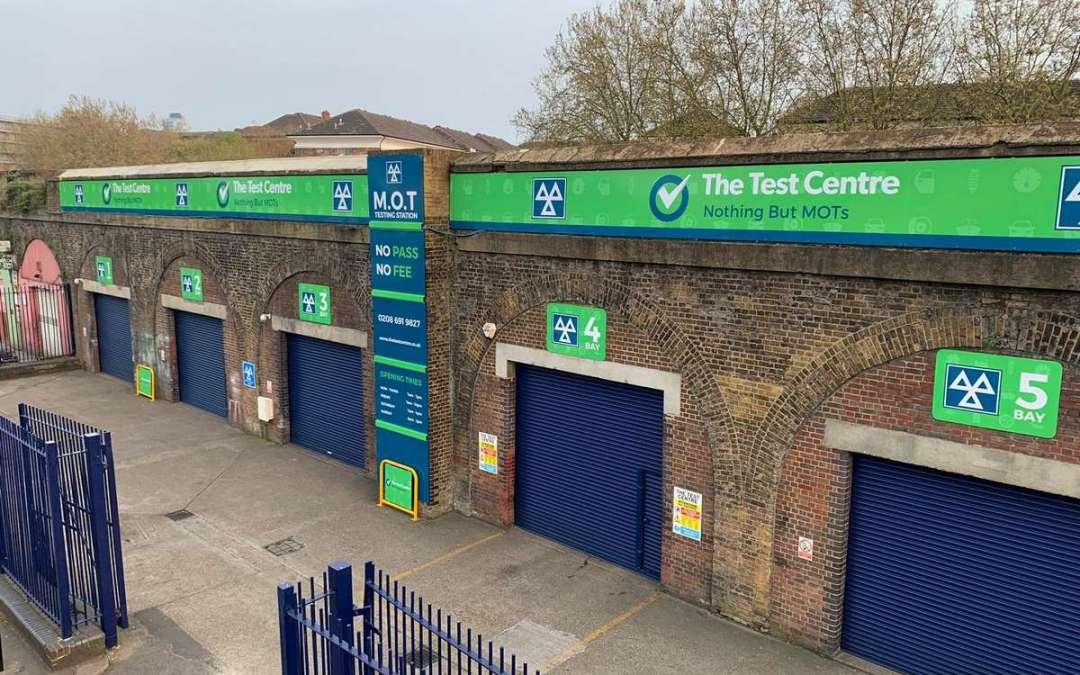 Test Centre Deptford 6