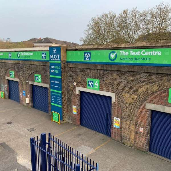 Test Centre Deptford 6
