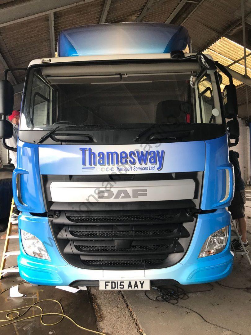 Thameside Transport Lorry Wrap Aug 18-03
