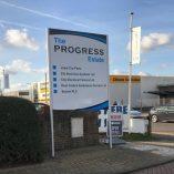 industrial-site-post-signage-maidstone