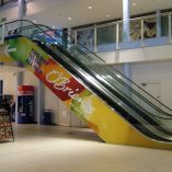 printed-stickers-dockside- escalators