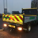 refectrive-safety-graphics-Hoopers & Son Tipper graphics & Chevrons (8)
