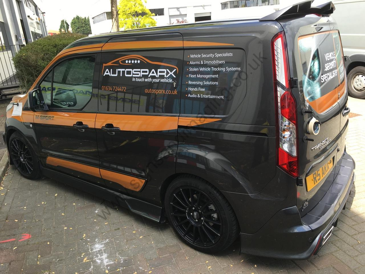Van Graphics Livery Decals Signs And Imaging